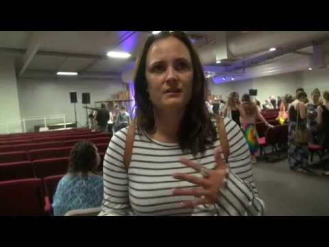 Severe spinal pain miraculously leaves after healing prayer - John Mellor Healing Ministry