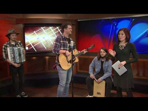 WSAZ First Look at Four - Country Music Artist Shane Runion - 'Tattoos'