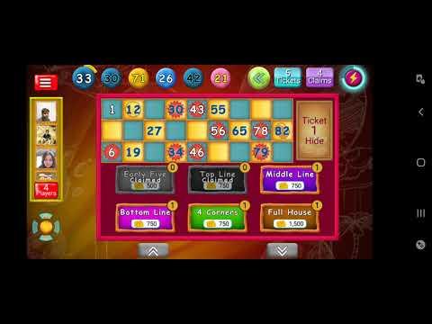 How to play tambola bingo