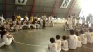 Batizado Capoeira Porto da Barra MS