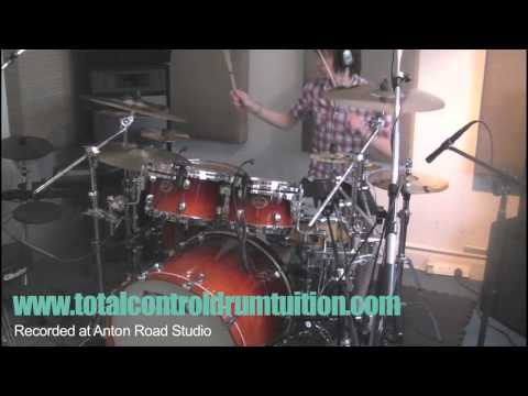 Total Control Drum Tuition: Audioslave - Cochise Cover