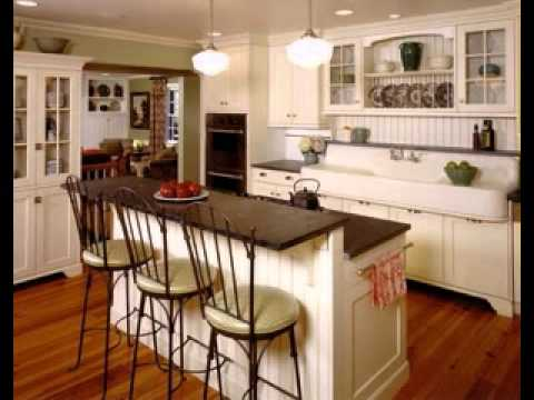 Open kitchen design - YouTube