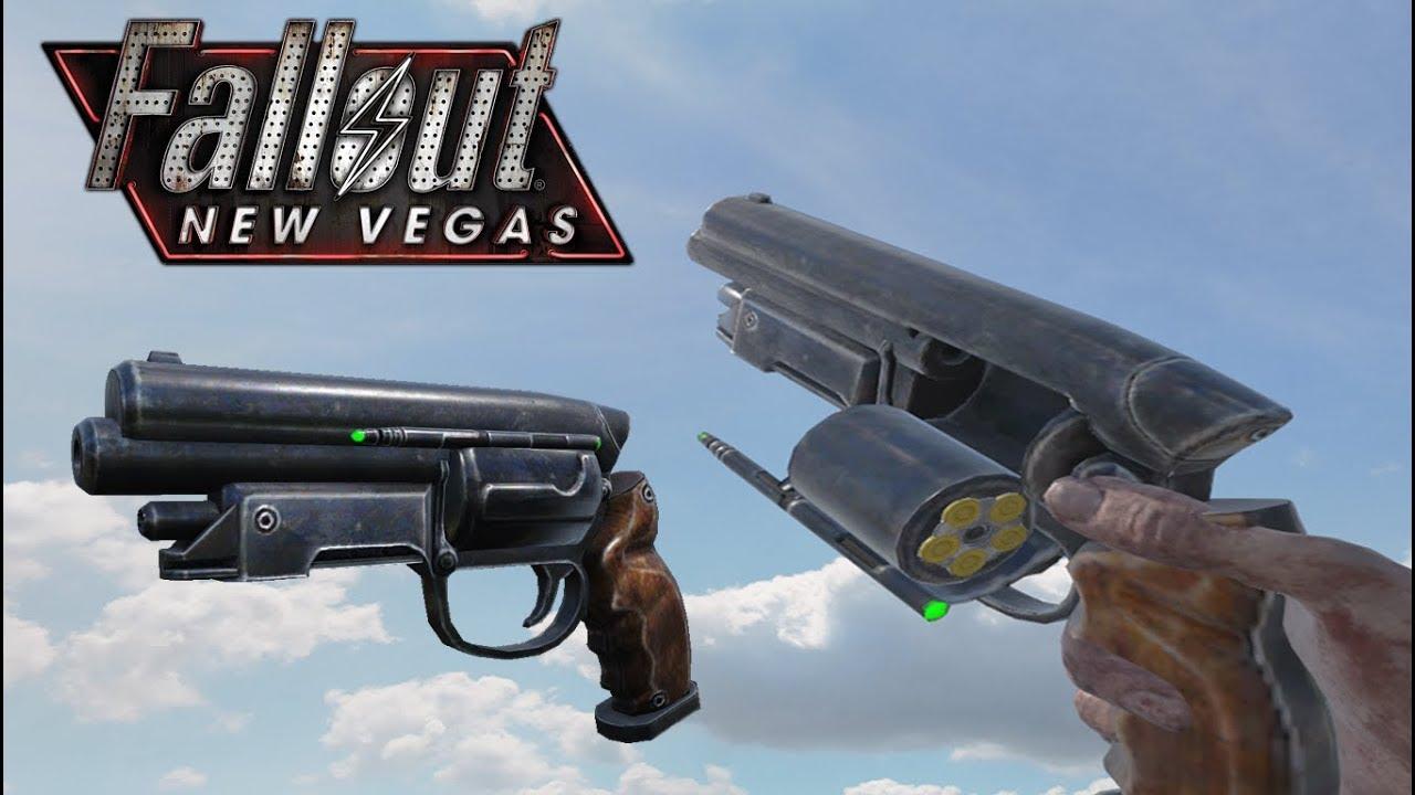 [Black Ops 3 Mod Tools] New Vegas/ Bladerunner: That Gun by HashimotoSoda