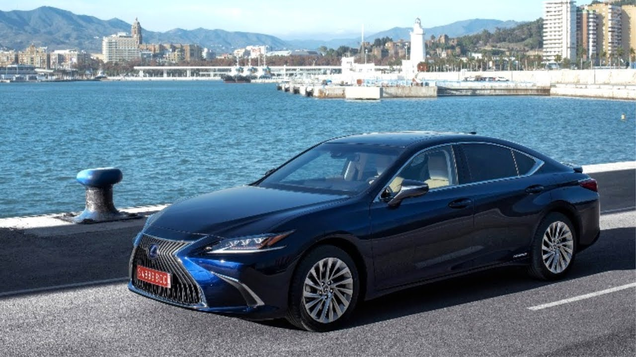 2020 Lexus Es 300h Seventh Generation Mid Size Sedan Youtube