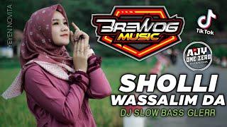 DJ SHOLLI WA SALLIM DA X SABEN MALEM JUMAT   Remix Slow Bass Religi Spesial Perform AJY ONE ZERO