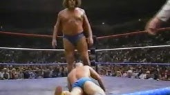 Andre the Giant vs The Iron Sheik