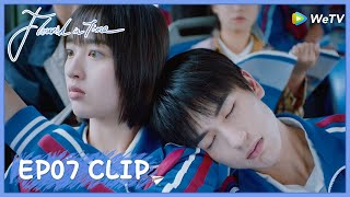 【Flourish in Time】EP07 Clip | Lu Miao began to be jealous of other girls around him |我和我的时光少年|ENGSUB