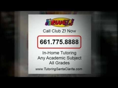 Math Tutor Saugus CA In Home Tutoring Service