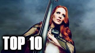 Top 10 SYMPHONIC METAL Bands 🤘