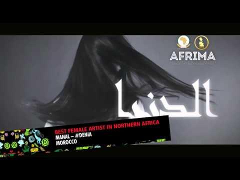Best Female Artist in Northern Africa