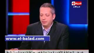بالفيديو.. خالد يوسف: ما فعله عكاشة خطيئة.. وحذاء كمال أحمد بكل الصهاينة