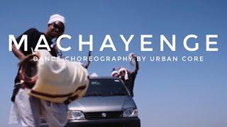 Machayenge - Emiway Bantai || Urban Core Choreography