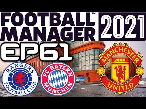 EUROPEAN FAILURE?! FOOTBALL MANAGER 2021 - RANGERS CAREER MODE - EPISODE 61 |