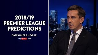 Gary Neville and Jamie Carragher make their final season predictions! (Golden Boot/POTY/Top 4) | MNF