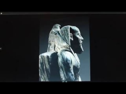 EGYPT's 25 'Alien coffins' SAQQARA SERAPEUM. Built with STEAM ENGINES, GRANITE, MACHINE TO