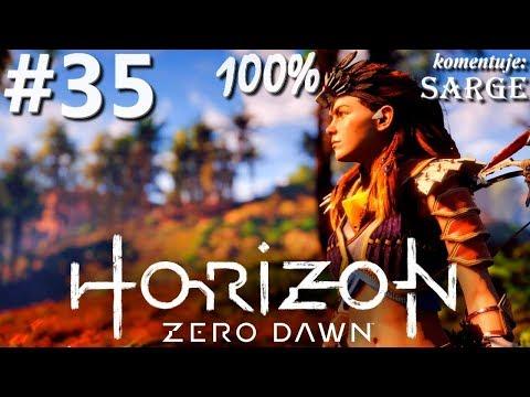Zagrajmy w Horizon Zero Dawn (100%) odc. 35 - W stylu Robin Hooda