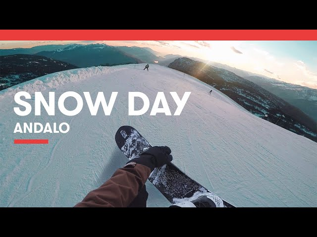 Snow Day - Andalo 2018