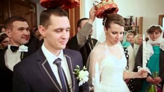 Православное Венчание Александра и Марии(Православное Венчание Александра и Марии. Как проходит венчание в православной церкви?, 2015-07-14T09:43:29.000Z)