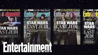 The Last Jedi Exclusive: Discover Destiny Of Teams   Story Behind The Story   Entertainment Weekly thumbnail