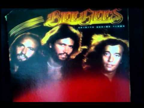 Bee Gees (Love You Inside Out) Spirits Having Flown LP