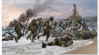 Intro (D-Day Omaha Beach)