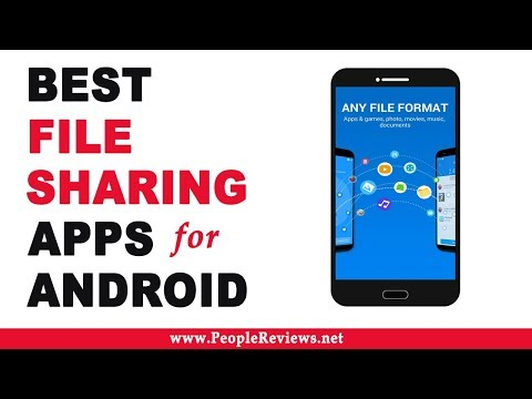 Best File Sharing Apps For Android – Top 10 List