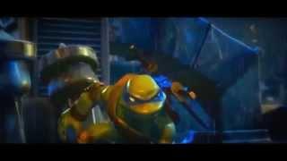 Ninja Kaplumbagalar Cizgi film Aksiyon ve macera izle animasyon HD izle 2015