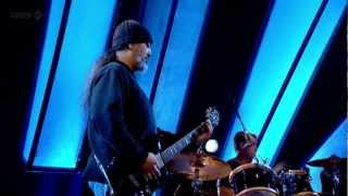 Soundgarden - Taree - Later..with Jools Holland. 9 November 2012. (HQ Audio)