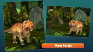 patchi s journey the new walking with dinosaurs the 3d movie app