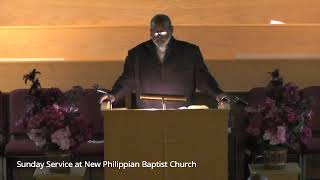 New Philippian Baptist Church Official Live Stream