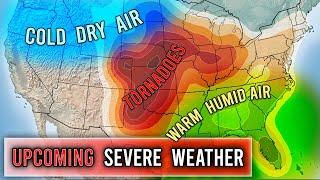 Upcoming Tornado Activity