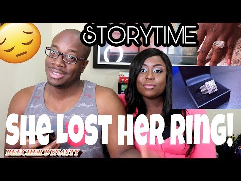 STORYTIME - LOST MY WEDDING RING