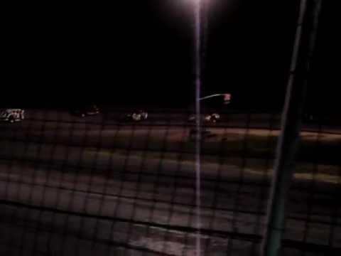 paris motor speedway crash