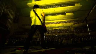 the HIATUS - Broccoli (from The Afterglow Tour 2012 at NHKホール 2012.12.06)