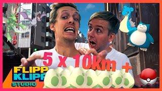 5 X 10KM EGG + MANGE FLER! - NORSK POKÉMON GO