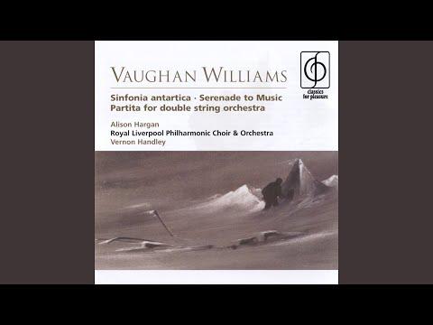 Partita for double string orchestra: IV. Fantasia (Allegro)