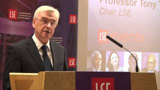 John McDonnell on Labour's Economic Policy