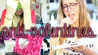 ANTI VALENTINES DIY AND OOTD (outfit of the day)