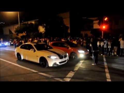 Street racing in Durban (Compilation)