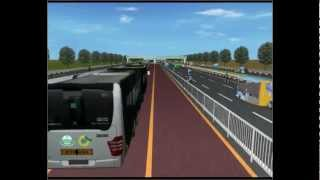 Lahore Bus Rapid Transit plan By Govt of Punjab 2012
