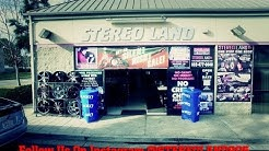 THE BEST CAR AUDIO SHOP STEREO LAND IN VENTURA