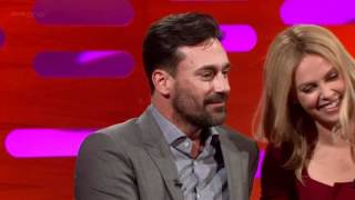 Graham Norton Show (Part 1) - Charlize Theron, Jon Hamm, Steve Coogan