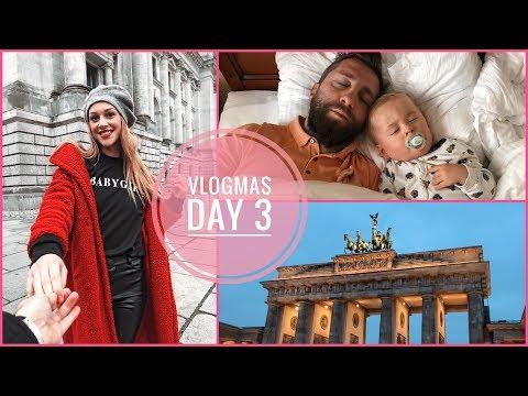 OBILAZAK BERLINA & BLAM MOG ZIVOTA 😂 | VLOGMAS DAY 3