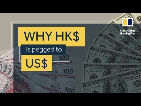 Why Hong Kong Pegs Its Currency To The US Dollar
