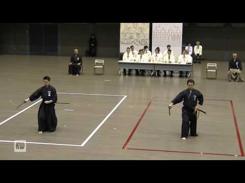 51st All Japan Iaido — 6th Dan Final