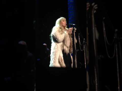 Stevie Nicks Tampa 2016