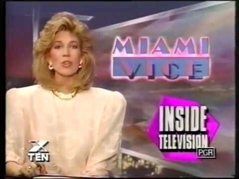 Entertainment Tonight- Miami Vice Finale (1989)