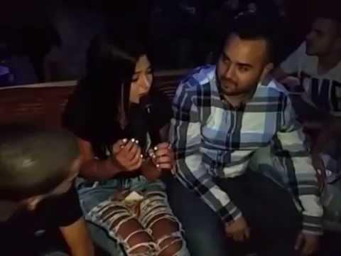 Mizrahi Jewish Karaoke singing in Ashdod, Israel (israeli songs mizrahi jews sarit avitan)
