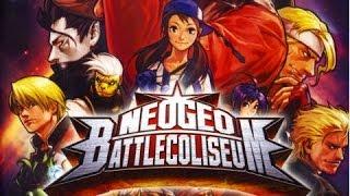 neogeo battle coliseum, shiki , asura vs boss neo dio Thumbnail