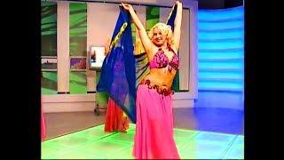 Танец живота с шаллю Гульчатай открой личико урок